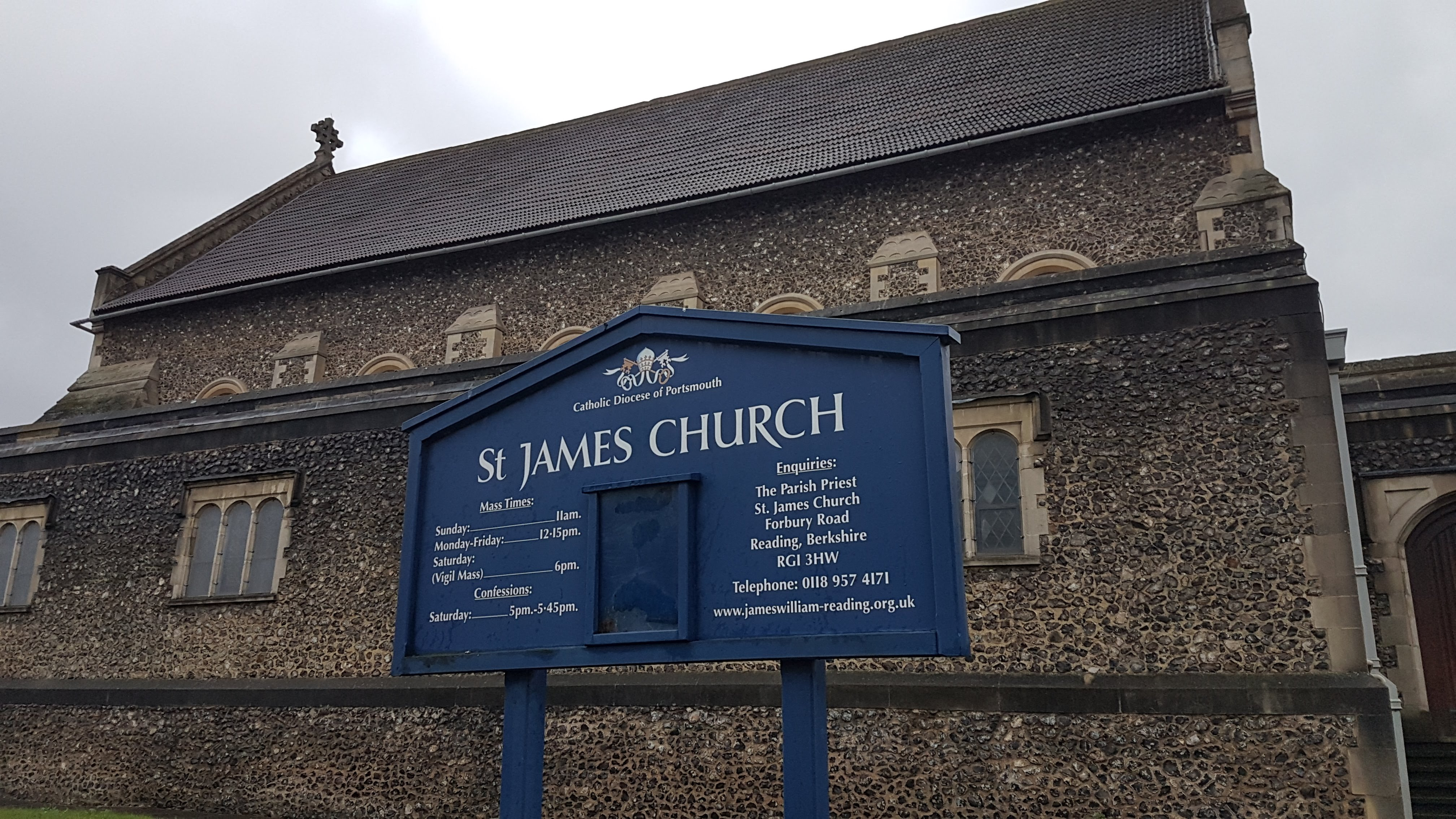 St James Way UK – My Long Walk 2019